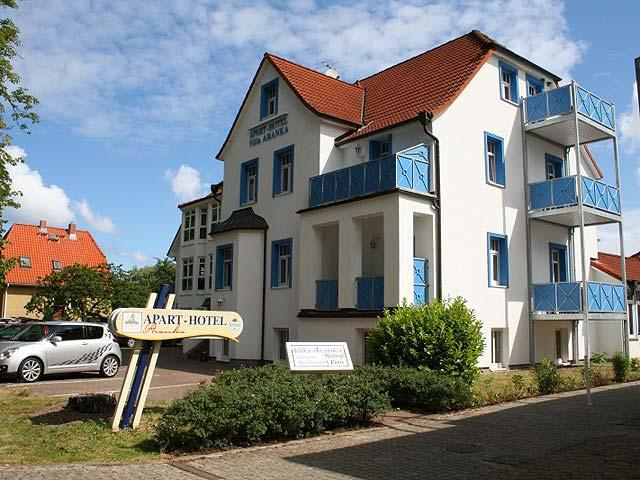Apart hotel villa aranka ostseebad nienhagen for Appart hotel 63