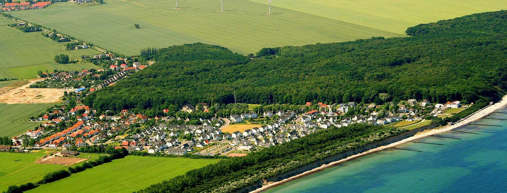 Das Ostseebad Nienhagen
